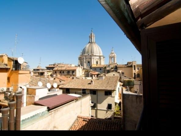Квартира в историческом центре Рима • Недвижимость Италии
