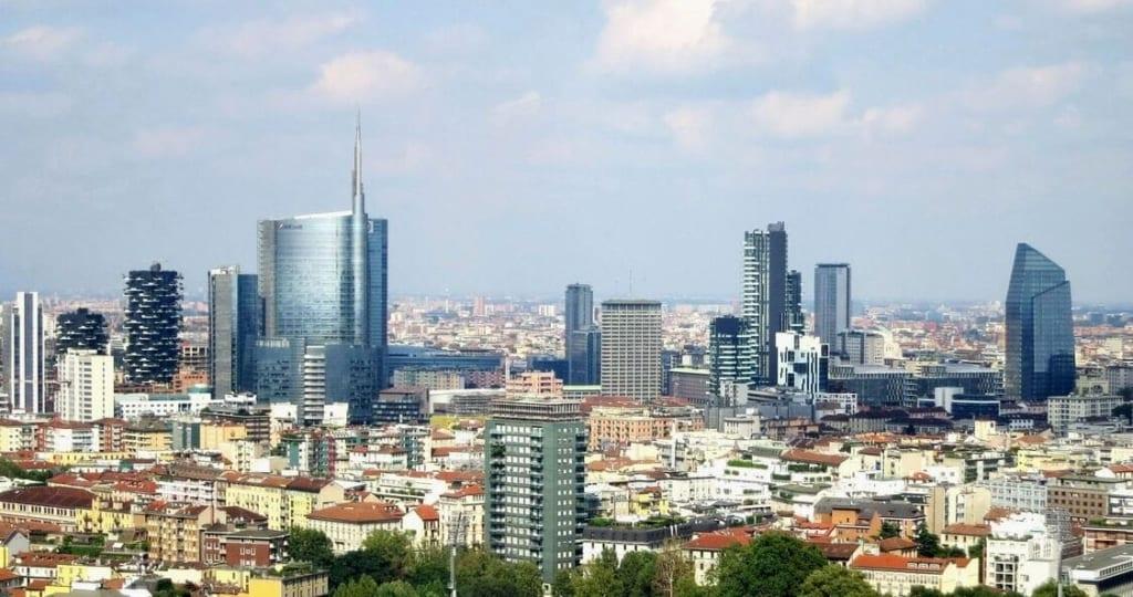 milan 1 – Недвижимость в районах Милана