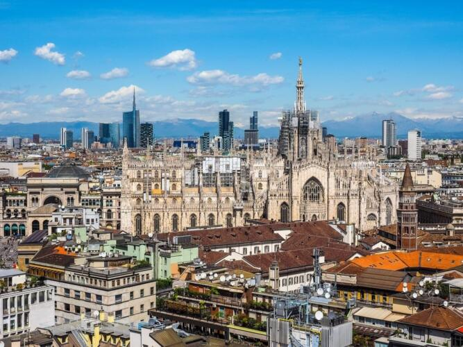 milan skyline – Недвижимость в районах Милана