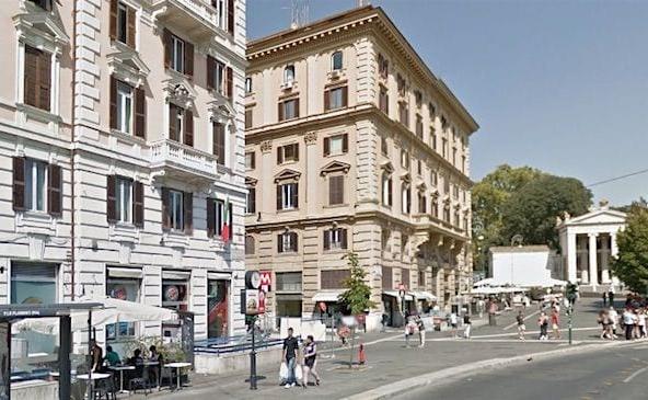 Коммерческое помещение в центре Рима • Недвижимость Италии