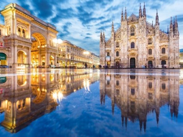 Отель 5 звезд в центре Милана • Недвижимость Италии
