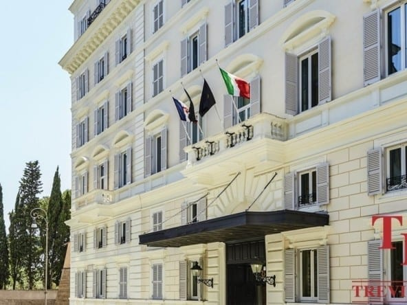 Отель в Риме • Недвижимость Италии