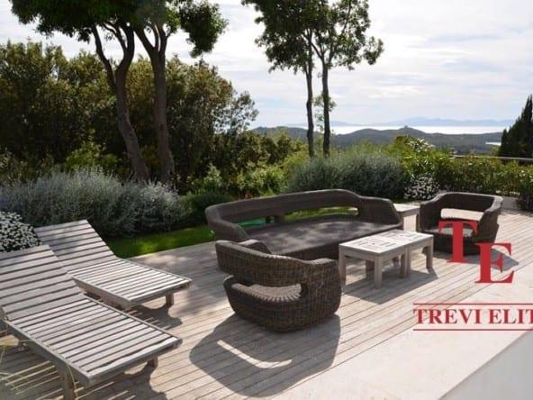 Вилла на побережье Тосканы • Недвижимость Италии