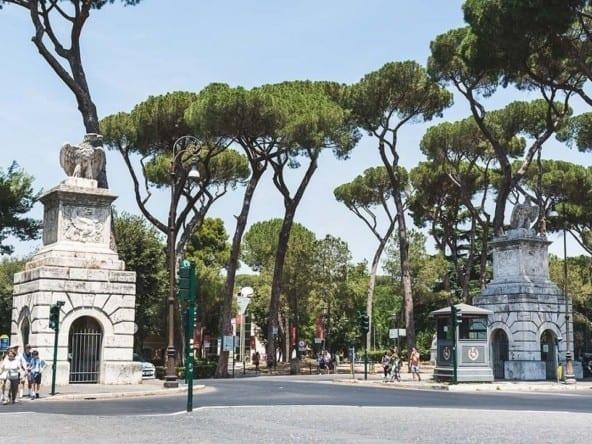 4 otel ryadom s parkom villa borgese – 4* отель рядом с парком Вилла Боргезе