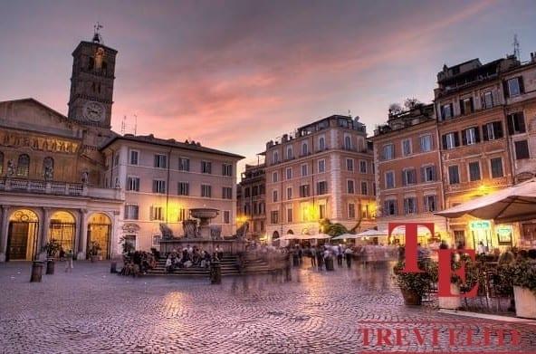 apptrastevere10 – Апартаменты в Риме в районе Трастевере