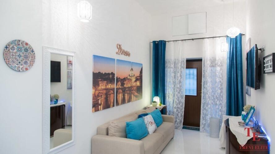 Доходная квартира в центре Рима