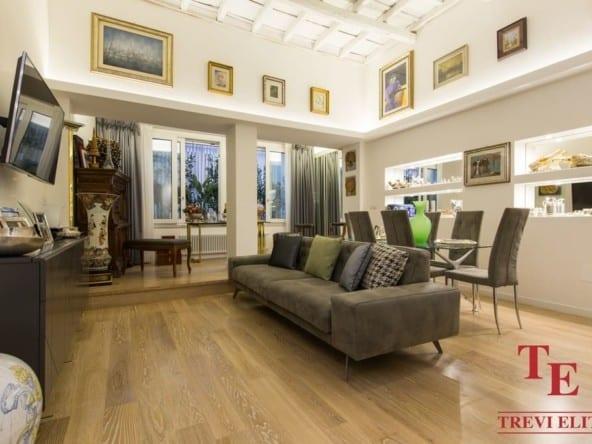 Квартира на виа Маргутта • Недвижимость Италии