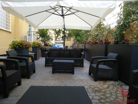 """Мини-отель в Риме, рядом с вокзалом   Агентство недвижимости в Италии """"Треви Элит"""""""