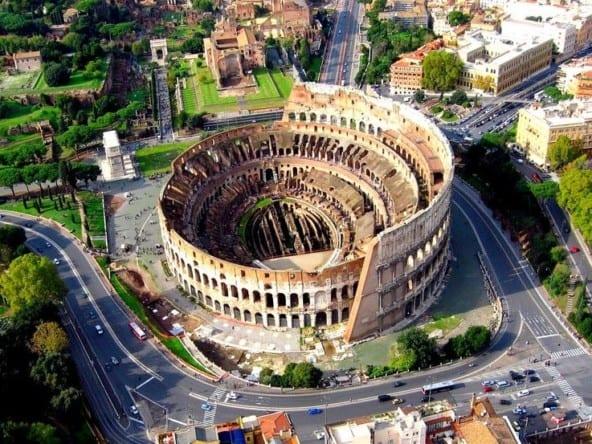 Недвижимость в Риме
