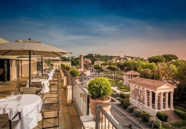 otel 5 zvezd s terrasoy – Виллы, дома, квартиры в Италии