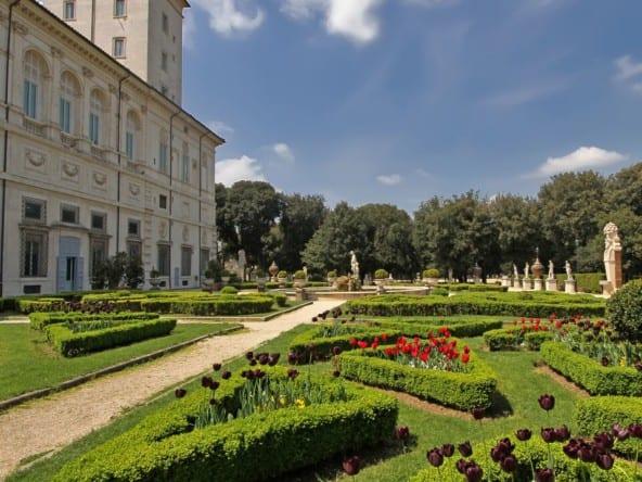 Отель 5 звезд в Риме • Недвижимость Италии