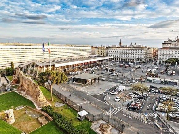 Отель у центрального вокзала в Риме | Недвижимость Италии