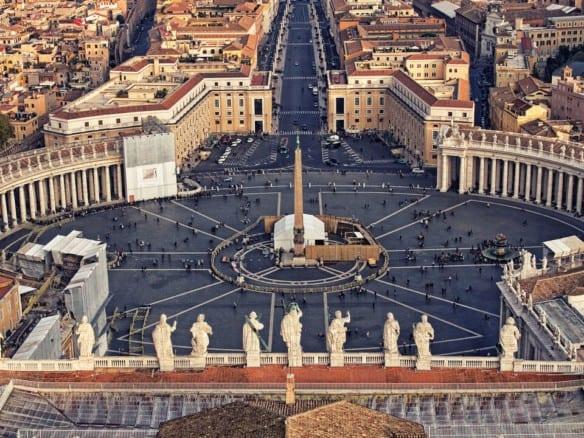 Отель рядом с Ватиканом • Недвижимость Италии