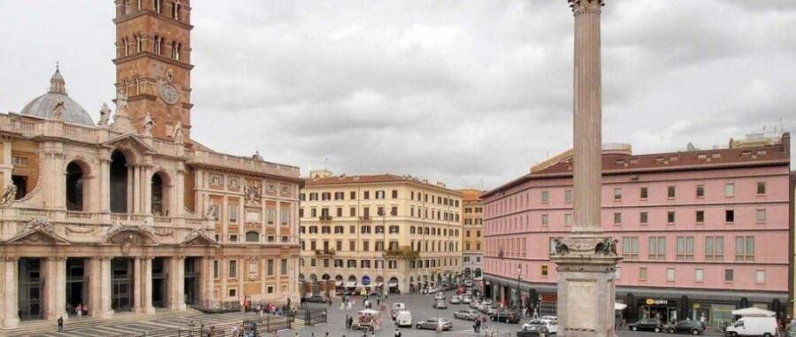 Купить отель в Риме