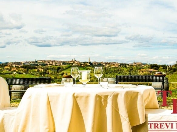 Винодельня в Тоскане • Недвижимость Италии