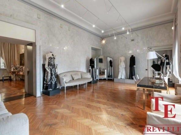 Квартира в Риме 450 кв.м. • Недвижимость Италии