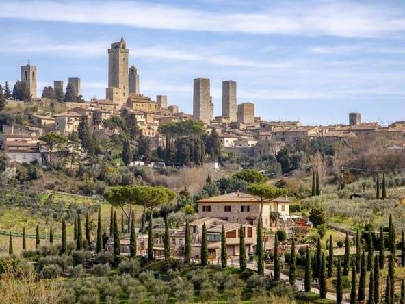 Бутик-отель в Тоскане • Недвижимость Италии
