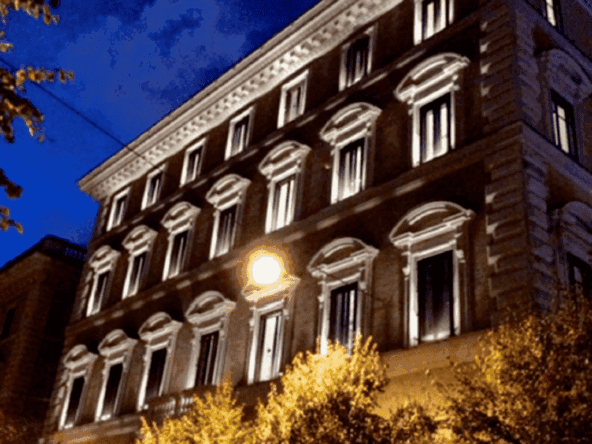 Офисное здание в центре Рима • Недвижимость Италии