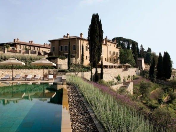 """Спа-отель в Тоскане • Агентство недвижимости в Италии """"Треви Элит"""""""