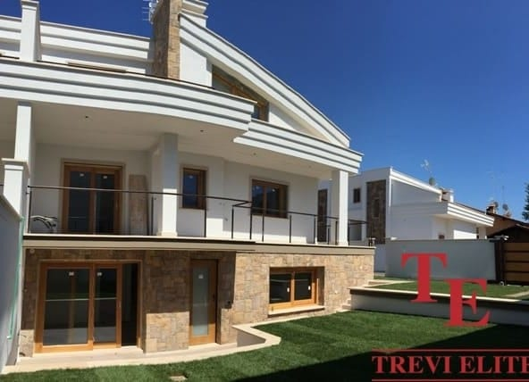 Новый таунхаус в Инфернетто • Недвижимость Италии