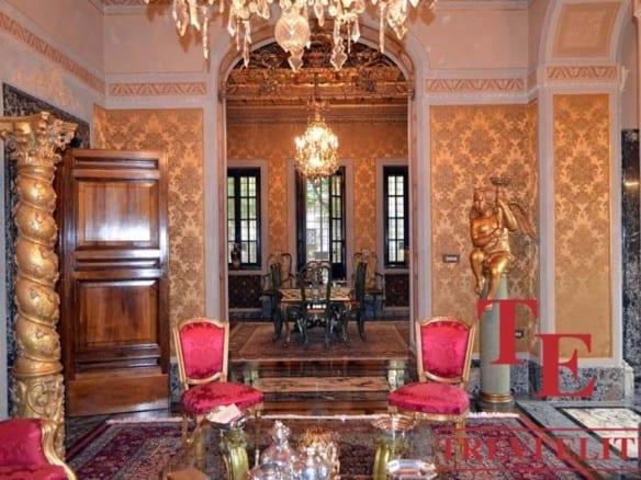Уникальная квартира в Риме | Недвижимость Италии