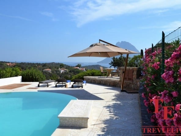 "Вилла с видом на море на Сардинии • Агентство недвижимости в Италии ""Треви Элит"""
