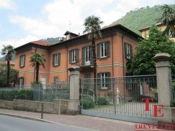 Вилла на Комо • Недвижимость Италии