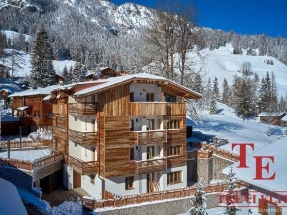"""Шале в горах Италии • Агентство недвижимости в Италии """"Треви Элит"""""""