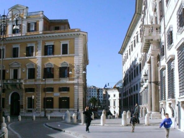 Квартира с садом в центре Рима • Недвижимость Италии