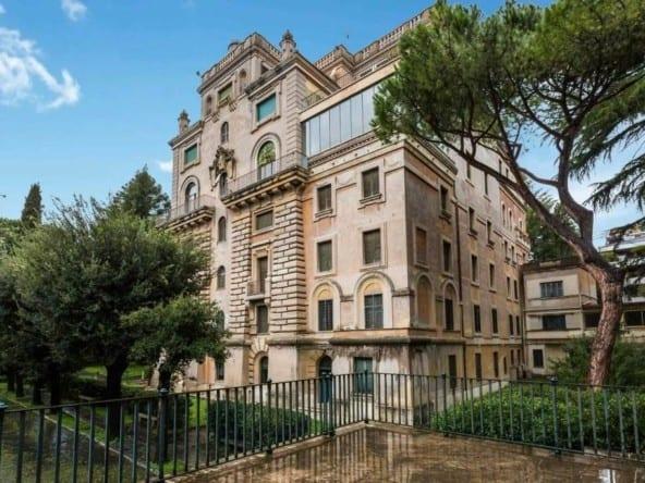 istoricheskaya villa v rime 4 – Объекты недвижимости