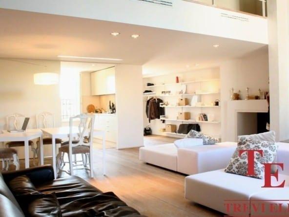 "Лофт (квартира) в Риме на улице Маргутта | Агентство недвижимости в Италии ""Треви Элит"""