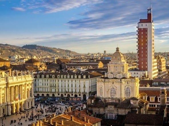 Здание с арендатором в центре Турина • Недвижимость Италии