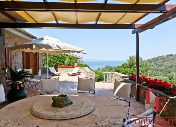 """Дом на море в Тоскане • Агентство недвижимости в Италии """"Треви Элит"""""""
