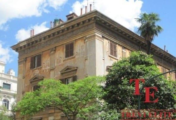 villa v centre rima1 – Историческая вилла в центре Рима