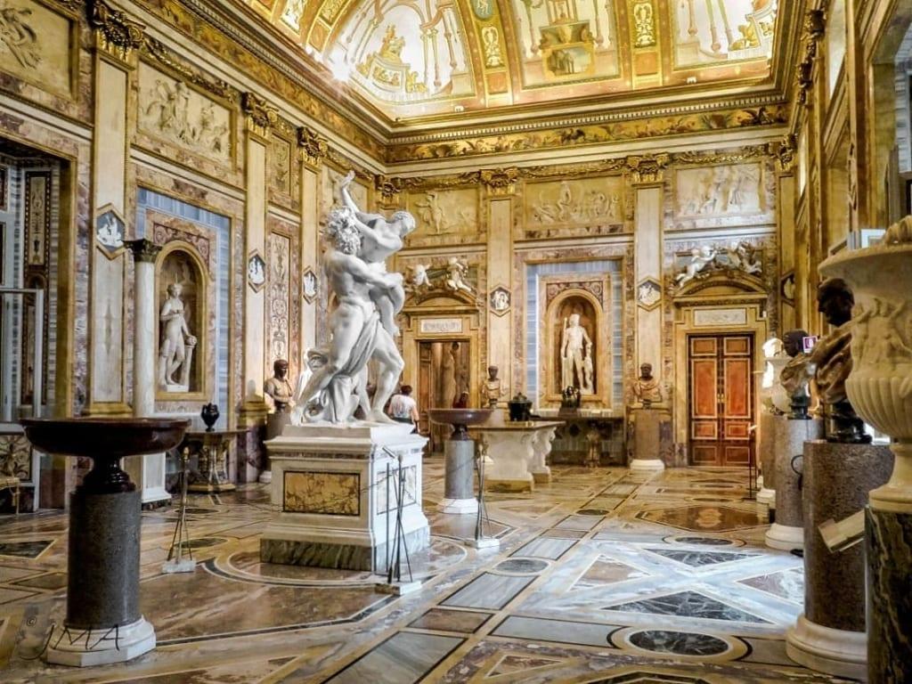 gallereya borgeze 1 – Париоли - престижный район Рима