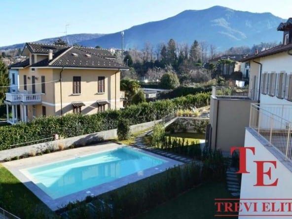 Новые квартиры на озере Маджоре • Недвижимость Италии