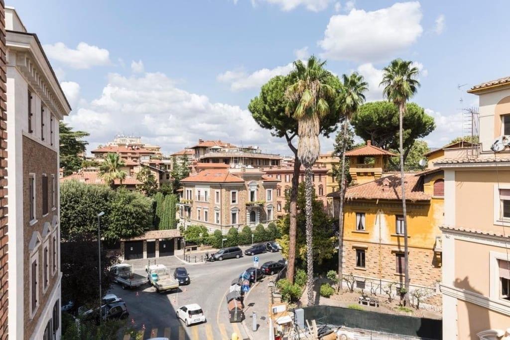 Париоли - престижный район Рима   Недвижимость Италии