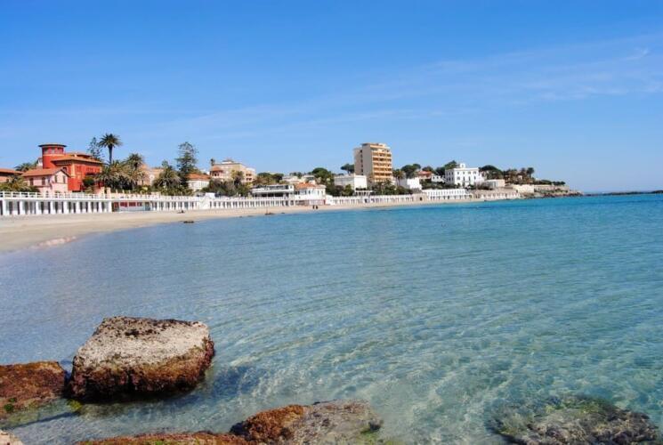 santa marinella 1 – Санта-Маринелла – морской курорт рядом с Римом