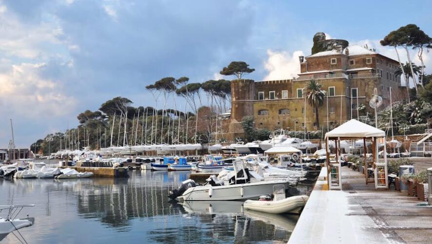 santa marinella 6 – Санта-Маринелла – морской курорт рядом с Римом