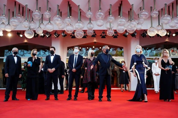 veneczianskij kinofestival 2020 9 – Открытие 77-го Венецианского кинофестиваля 2020