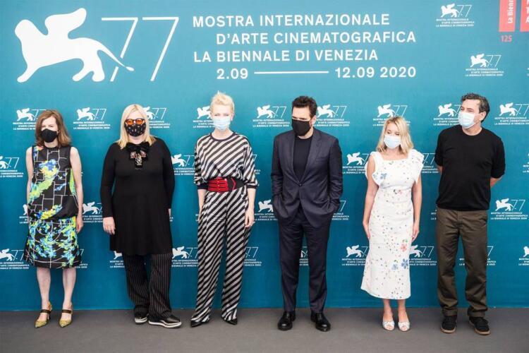 veneczianskij kinofestival 2020 – Открытие 77-го Венецианского кинофестиваля 2020