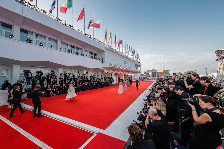 veneczianskij kinofestival – Открытие 77-го Венецианского кинофестиваля 2020