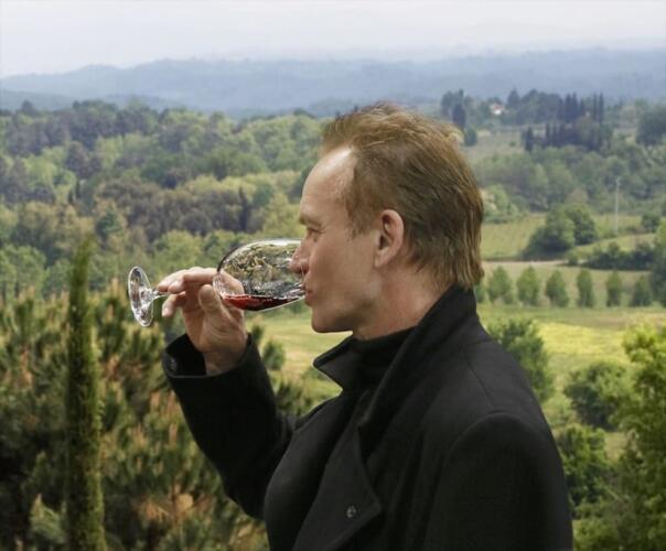 vinogradnik v italii 1 – Вилла для отдыха в Порто-Черво