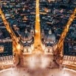 istorichesky centr rima trezubets 1 – Район Триденте в Риме — квартиры, отели и магазины