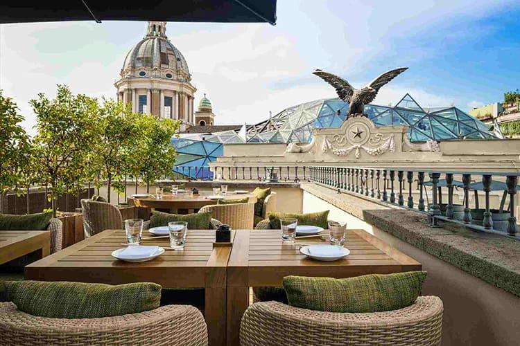 3* гостиница в Риме • Недвижимость Италии