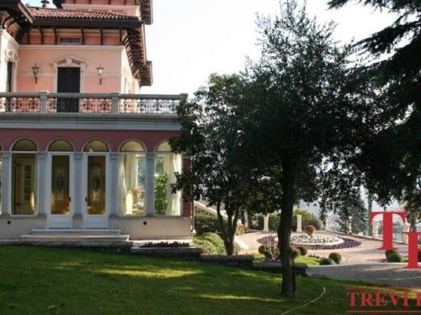 Вилла на Комо в Черноббио • Недвижимость Италии