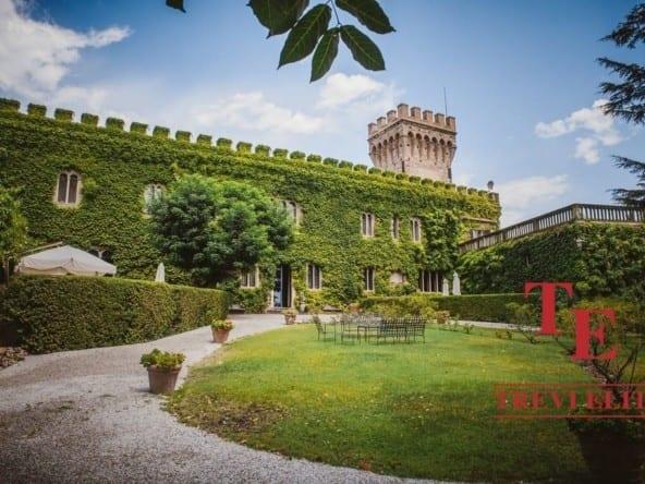 "Аренда замка в Тоскане • Агентство недвижимости в Италии ""Треви Элит"""