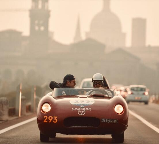Mille Miglia – самая красивая автогонка в мире • Недвижимость Италии
