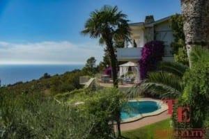 """Вилла с панорамным видом на море в Тоскане • Агентство недвижимости в Италии """"Треви Элит"""""""