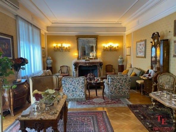 Представительская квартира в Париоли • Недвижимость Италии